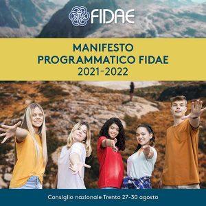 manifesto programmatico fidae